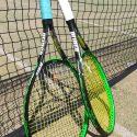 36歳でテニススタート!オートテニス場とストリング店をやっている男の成長期